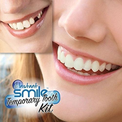 kit de  dientes  temporales  no es prótesis