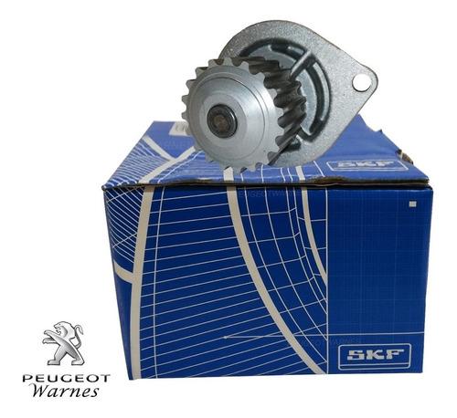 kit de distribucion + bomba skf peugeot 207 compact 1.6 16v