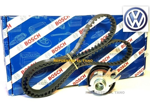 kit de distribucion bosch volkswagen fox 1.6 8v 2012 2013