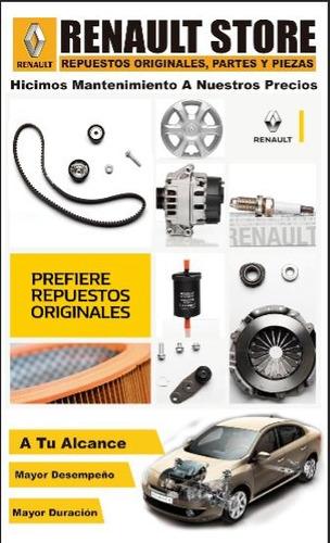 kit de distribucion original renault 8v logan, sandero