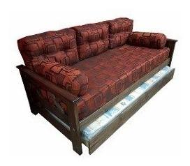 kit de divan con funda y 5 almohadones muebles oasis oferta