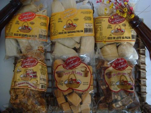 kit de doces delicias do araxá