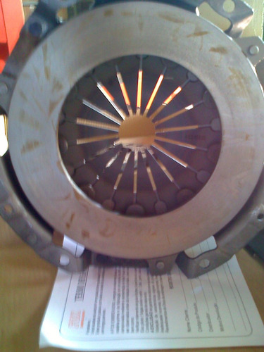 kit de embragem corcel / belina / pampa 1.6 cht 200 mm