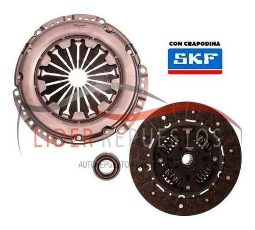 kit de embrague ford focus 1.6 8v zetec rocam 99/