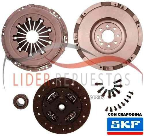 kit de embrague ford transit 2.4 di/tdi 00/02