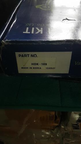 kit de embrague hyundai h1 07 valeo