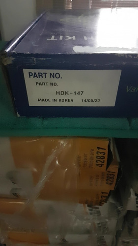 kit de embrague kia cerato 2.0 doch 06/ valeo