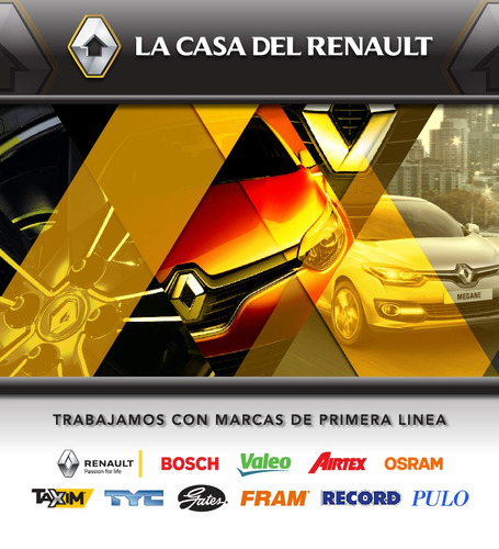 kit de embrague renault clio 2 1.9 diesel f8q original