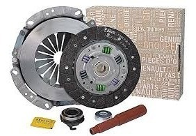kit de embrague renault sandero/stepway/logan/kangoo/clio2