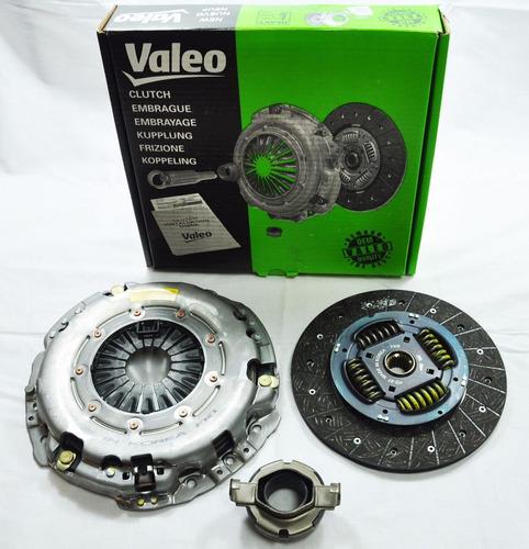 kit de embrague valeo daihatsu terios 1.3 01+ disc+pren+roda