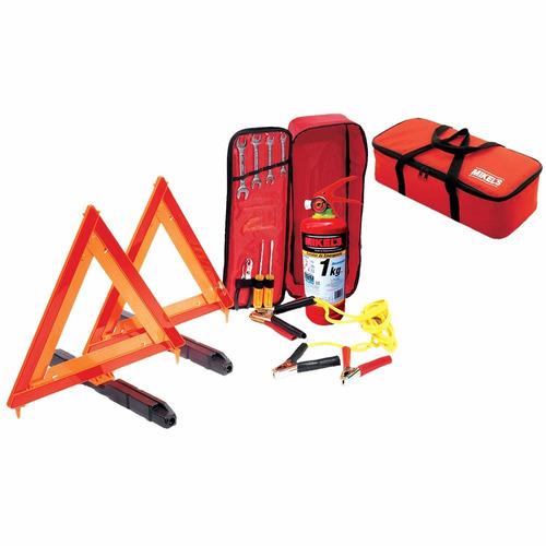 kit de emergencia automotriz kit-4 mkls