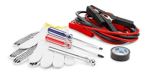 kit de emergencia carro cables de inicio