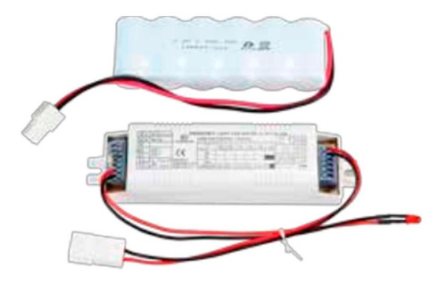kit de emergencia led 15w/40w driver externo / hbled