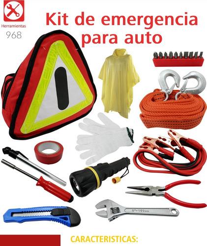 kit de emergencia mitzu para auto