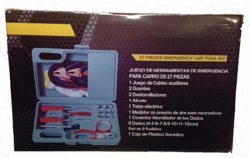 kit de emergencia para vehiculos nazulumi