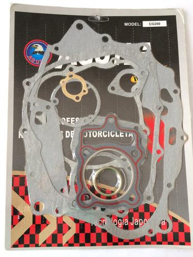 kit de empacadura jaguar 200 marca aguila