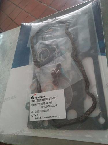 kit de empacadura superior motor perkins 3.152 u5lt138