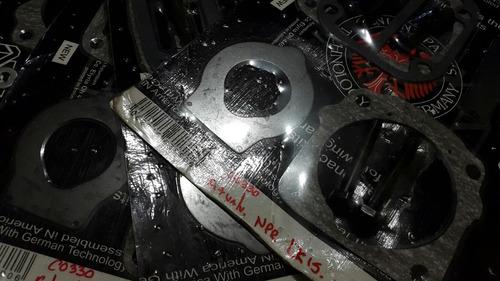 kit de empacaduras compresor frenos de aire npr lk-15 75mm