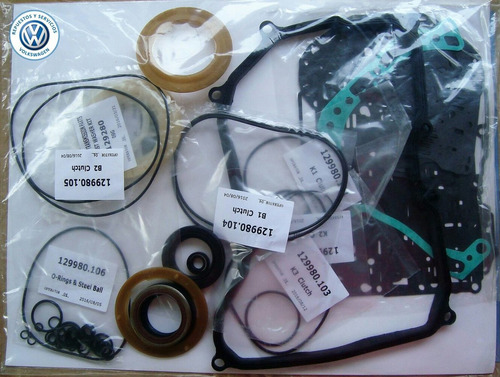 kit de empaques caja transmision 09g vw audi seat skoda