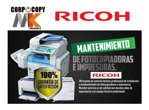 kit de engranajes (piñones) reveladora ricoh 1515/ 161/ 171
