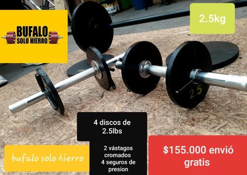 kit de entrenamiento físico y actividad deportiva 100%hierro
