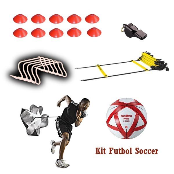 55058c4043abf Kit De Entrenamiento Futbol