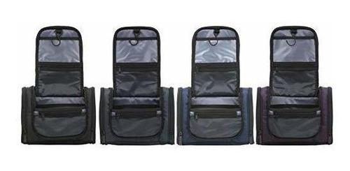 kit de equipaje del club de viajeros de aseo de 110 en