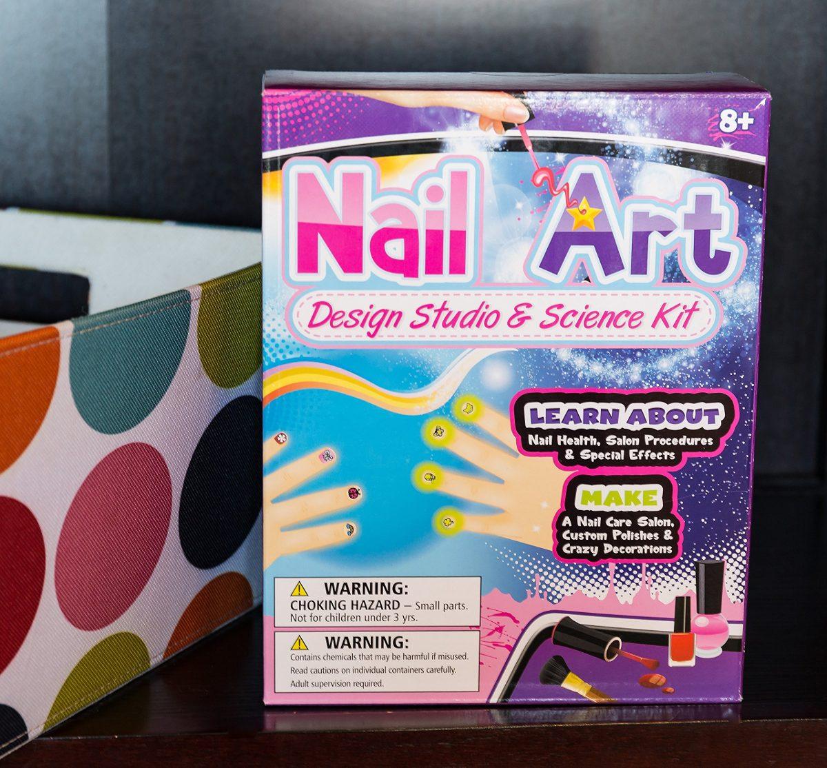 Vistoso Esmalte De Uñas Y Kits De Diseño Galería - Ideas de Diseño ...