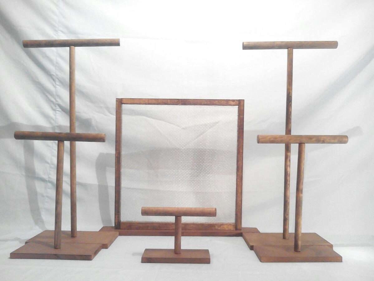 c480c3e44002 Kit De Exhibidores Para Joyería Exclusivo