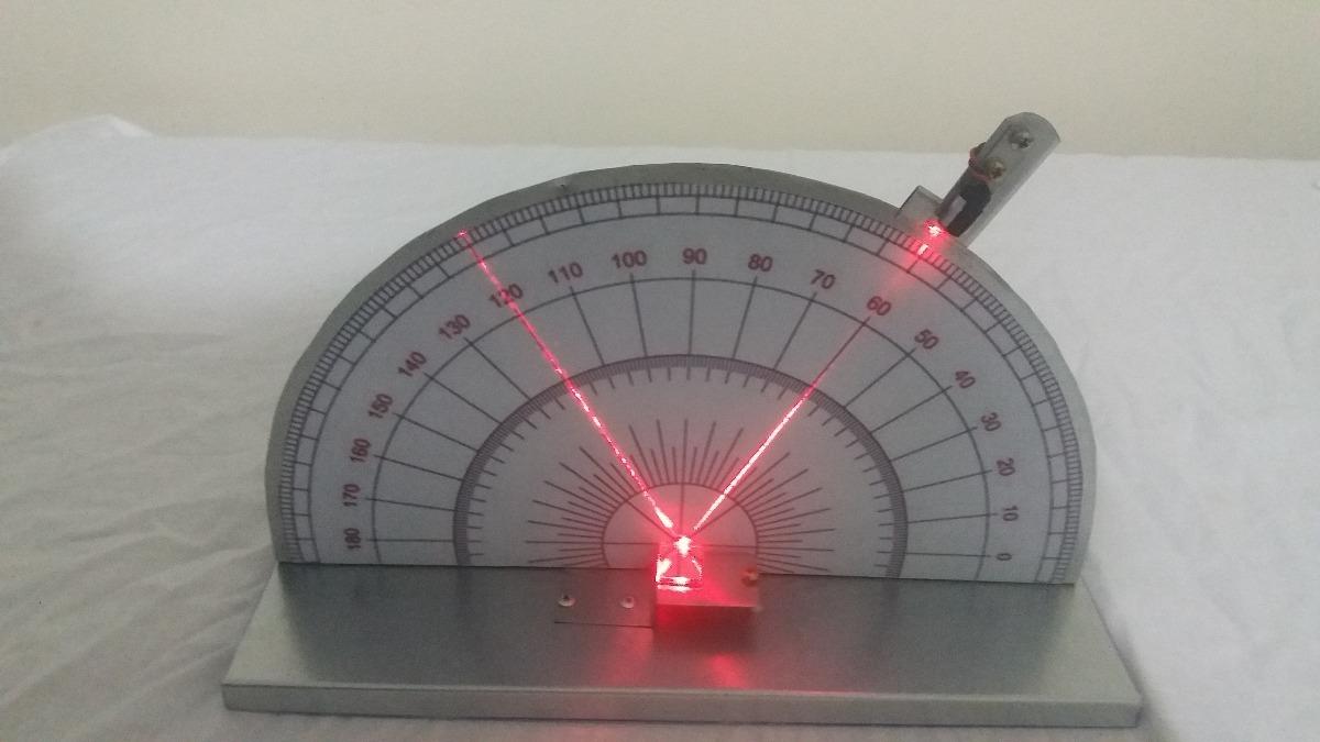 Kit De Experimento De Física 42 - Reflexão Da Luz - Óptica - R  130 ... 6b211d8b8f