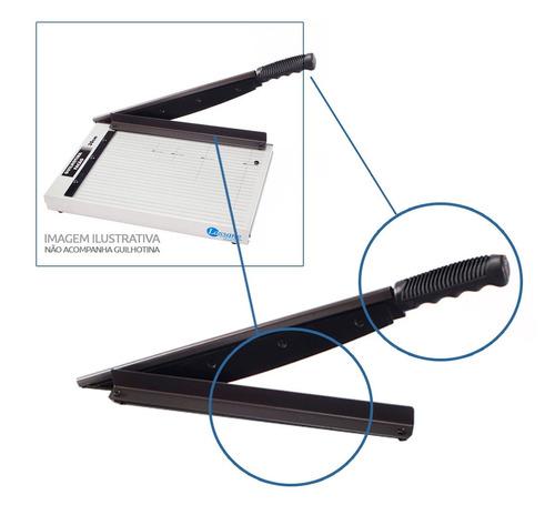 kit de faca de reposição para guilhotina lassane 30cm