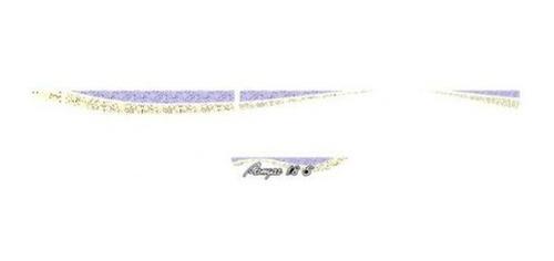 kit de faixas laterais pampa 95 (*0048*)
