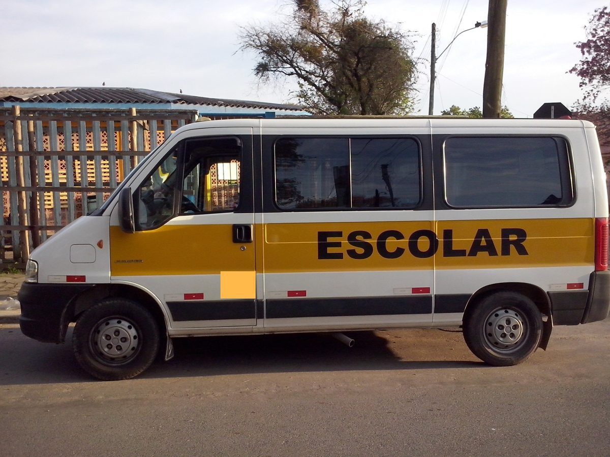 3e0996e41c0 kit de faixas para van escolar - faixa amarela escolar. Carregando zoom.