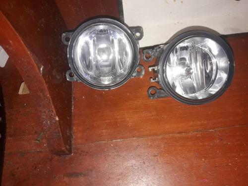 kit de faros auxiliares nuevos 1800 c/u + lamparas