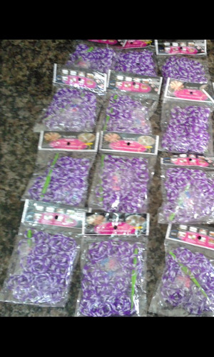 kit-de-fazer-pulseira com10 pacotes de 12 saquinhos dentro