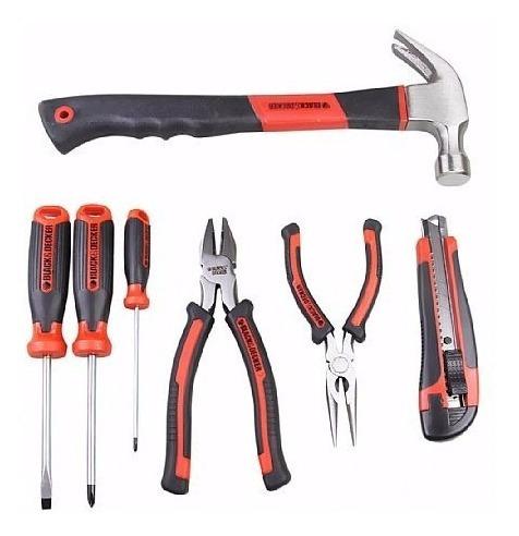 kit de ferramentas manuais com 7 peças frete gratis
