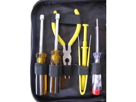 kit de ferramentas para informática com 13 peças