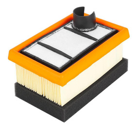 Filtro de aire//Air Filter//filtro aire-set 3 piezas para Stihl ts 400 angular