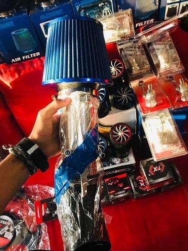 kit de filtro de alto flujo jetta golf ibiza beetle 2.0  mk4