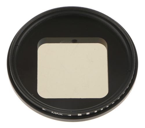 kit de filtro de lente de cámara para gopro hero 4 5session