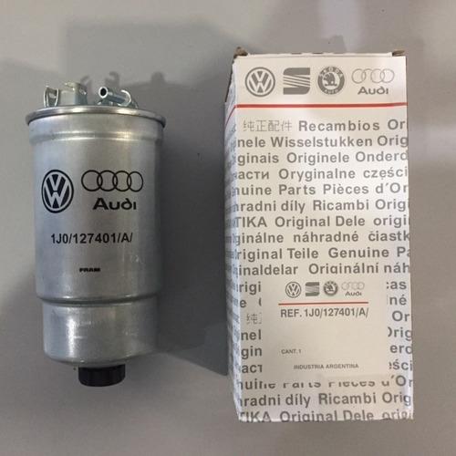 kit de filtros ( aire combustible aceite ) volkswagen bora 1.9 tdi repuestos originales
