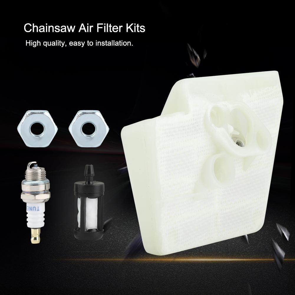Kit De Filtros De Aire Para Motosierra Stihl 026 Ms260