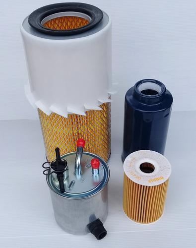 kit de filtros nissan urvan diésel 3.0 2008-2011