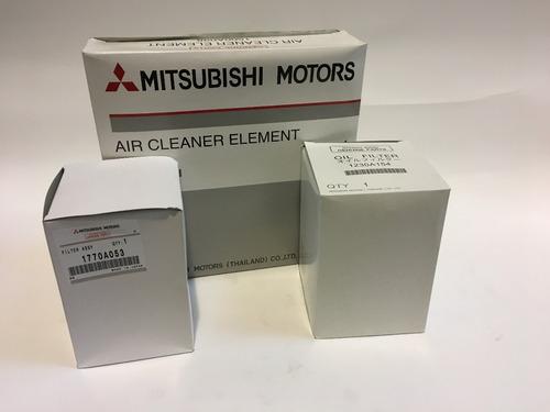 kit de filtros originales mitsubishi montero g2 (sin dpf)
