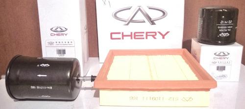 kit de filtros para chery arauca original