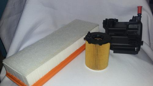 kit de filtros peugeot partner 2009-2012 diesel
