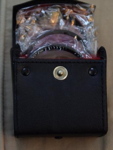 kit de filtros uv cámara 52mm
