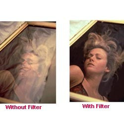 kit de filtros vivitar 77mm multi coated 3 piezas uv cpl fld