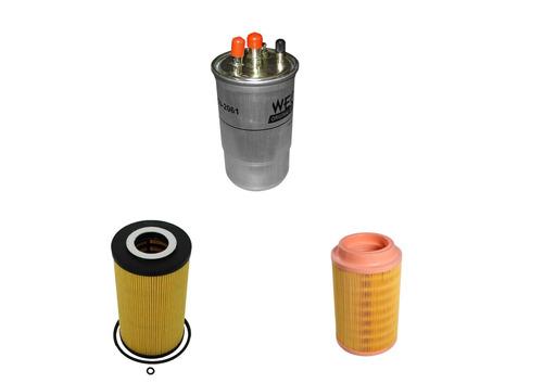 kit de filtros wega ford ranger 3.0 powerstroke