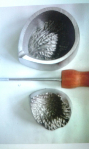 kit de frisadores -pétala da rosa pequena + media